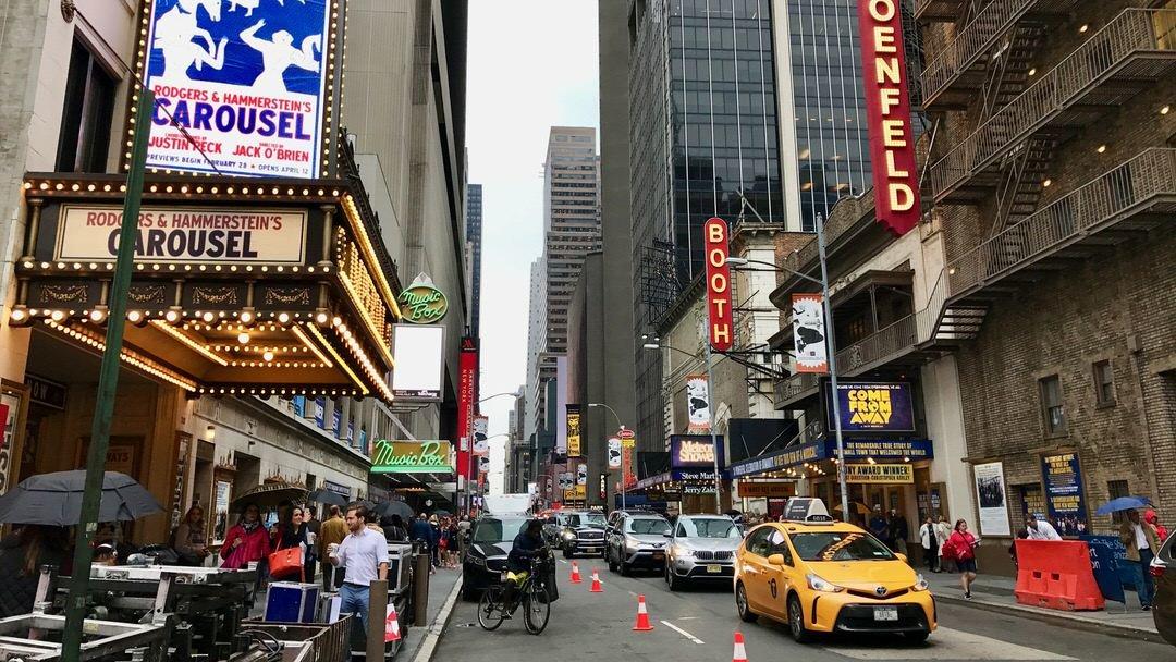 """#111 ,,Roztańczony Broadway"""""""