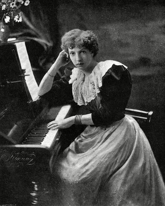 """#130 """"Kobiety mogą kiedyś głosować, ale nigdy nie nauczą się komponować"""""""