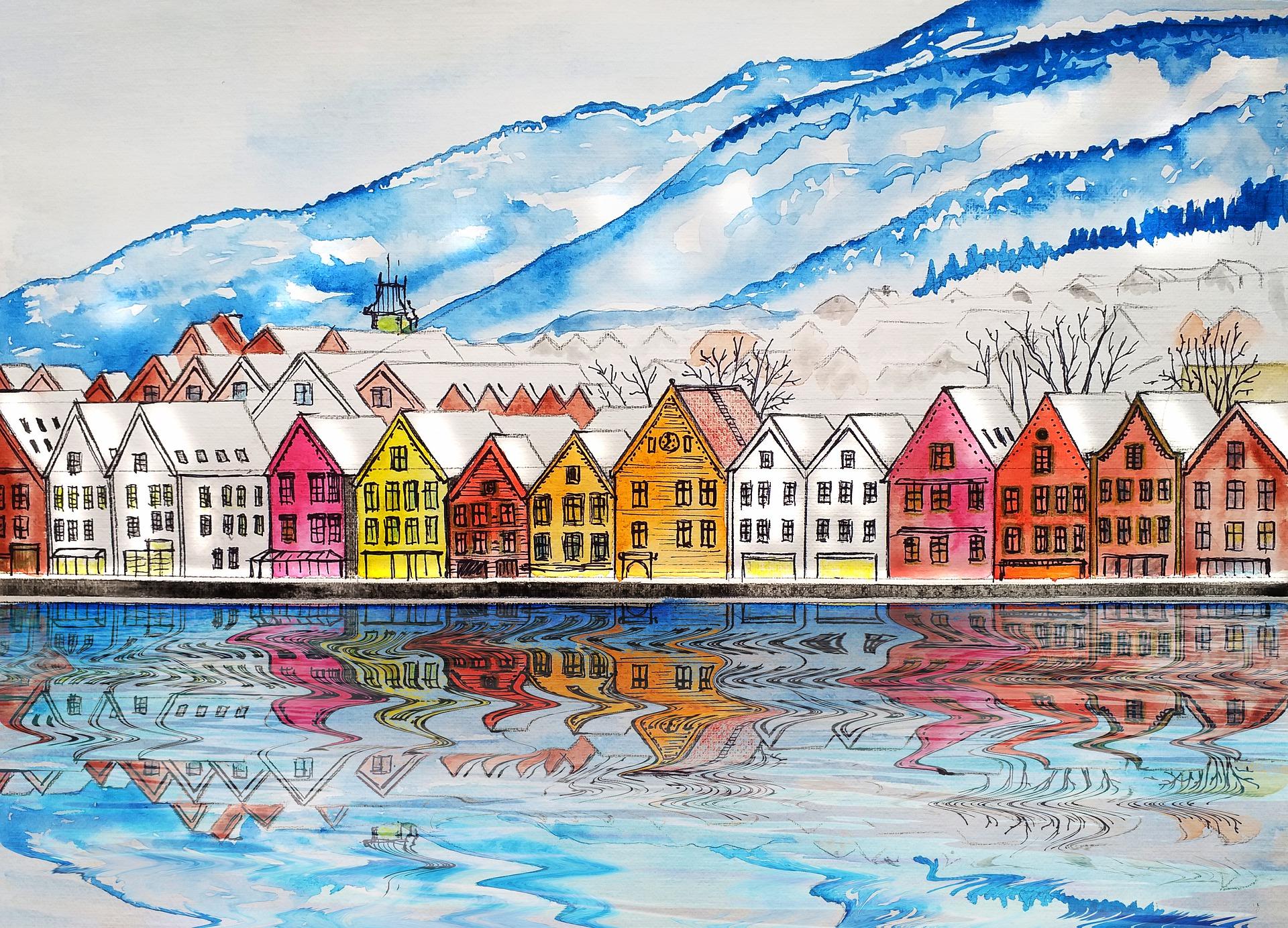 """#136 """"Norweskie inspiracje"""""""