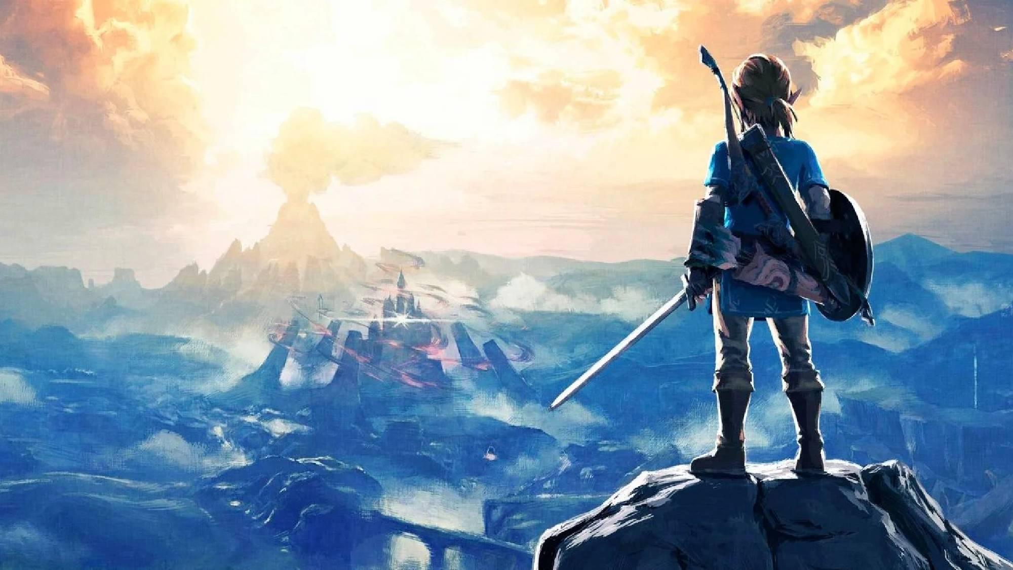 """#200 """"The legend of Zelda: Breath of the wild, czyli jak muzyka buduje klimat w grach"""""""
